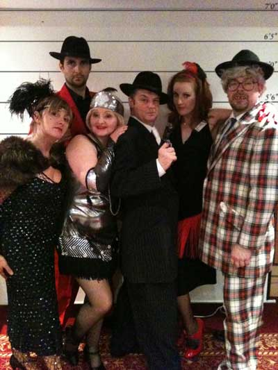 photo of Murder Mystery Gangsters Cast